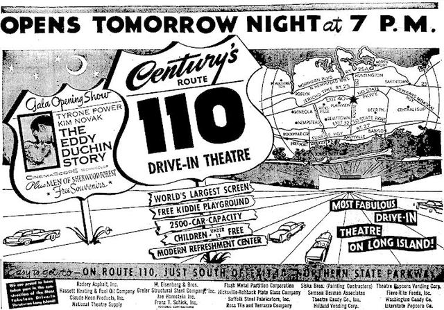 Century's 110-Drive-In
