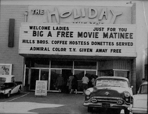 The Holiday Theatre