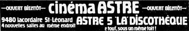 Cinema St. Leonard