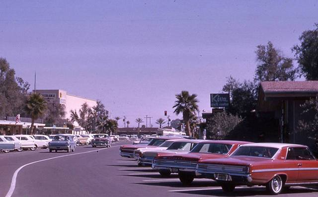 Kachina Theatre circa 1964. Photo courtesy of the Vintage Phoenix Facebook page.