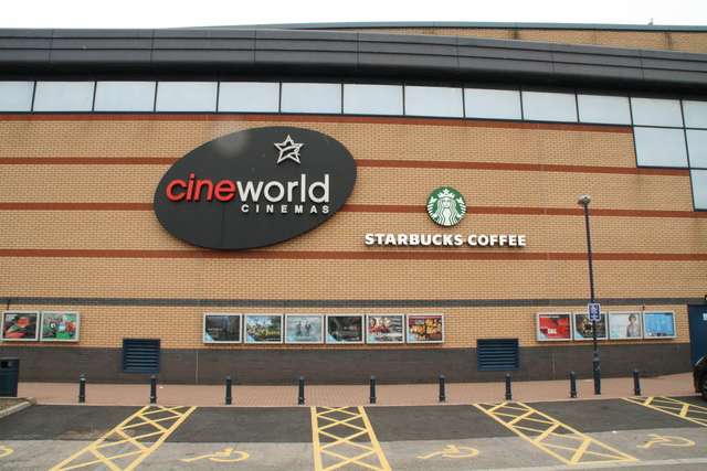 Cineworld Cinema - (Spytty) Newport