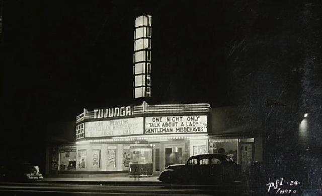 1946. Photo courtesy of Mark Havlik via the Photos Of Los Angeles Facebook page.