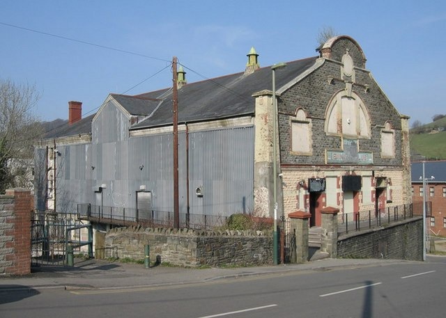 Abertridwr Welfare Hall and Institute
