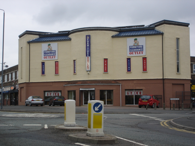 Odeon Cinema Corby For Sale