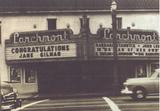 Larchmont Theater in 1950
