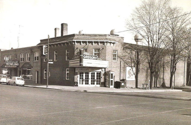 Gregory Theatre