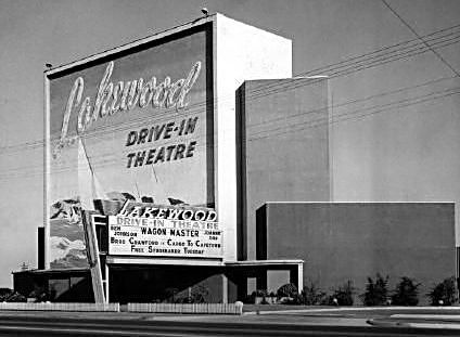 Lakewood Drive In In Long Beach Ca Cinema Treasures