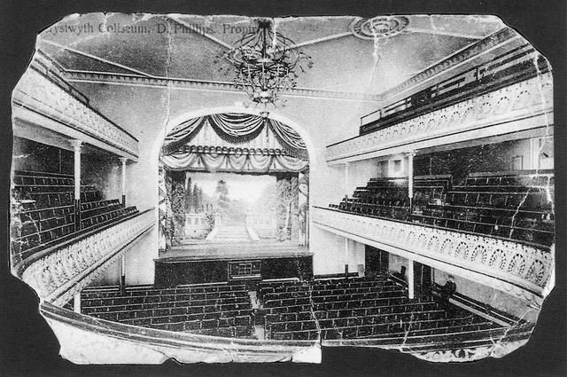Coliseum Cinema In Aberystwyth Gb Cinema Treasures