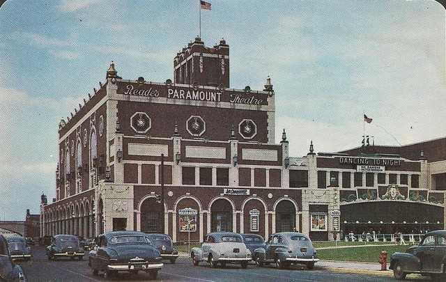 Paramount late `40's. Photo courtesy of Lincoln Land Facebook page.
