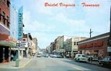 Circa 1958 Postcard.