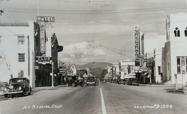 Circa 1940. Photo courtesy of Lincoln Land Facebook page.