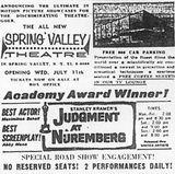 Spring Valley Cinema