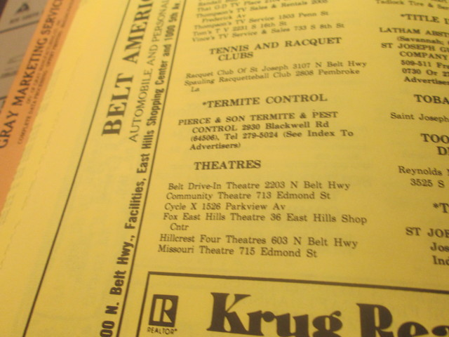 1981 City Directory