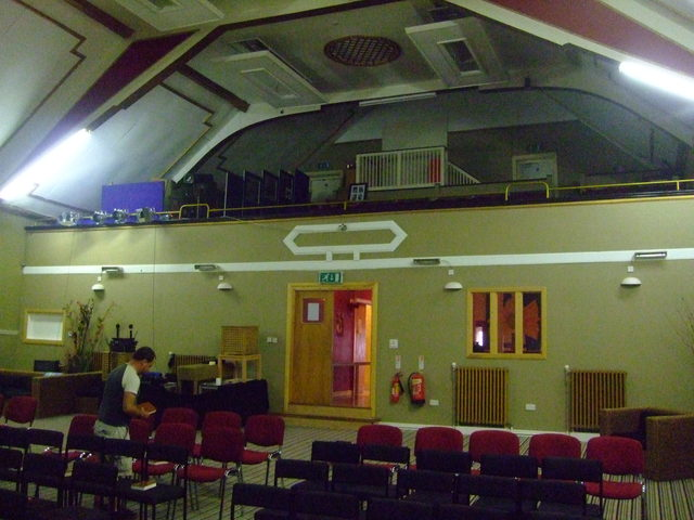 Kings Theatre as a church