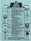 Crest Calendar March 1988
