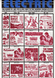 Electric Theatre Calendar