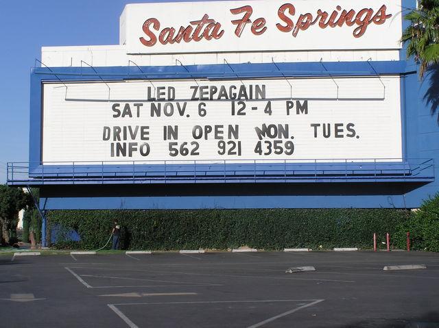 Sante Fe Springs Swap Meet & Drive-In