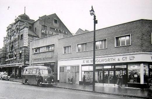 Aston Hippodrome Theatre