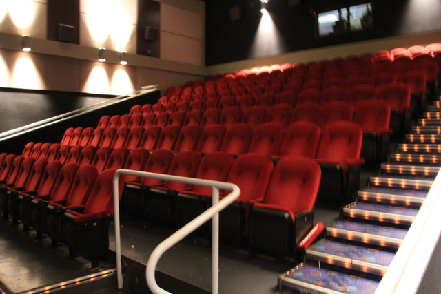 Cinema #1 from front