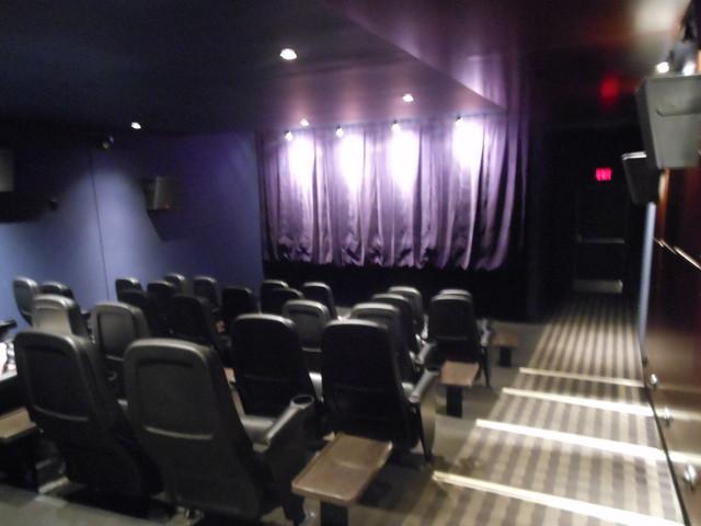 Cinema VIP #1 before show