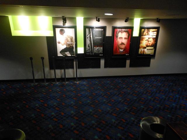 Lobby in original theater