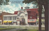 Vintage postcard,year unknown.