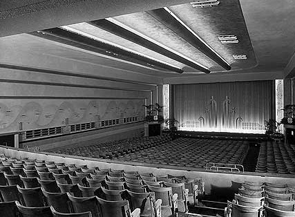 Auditorium view