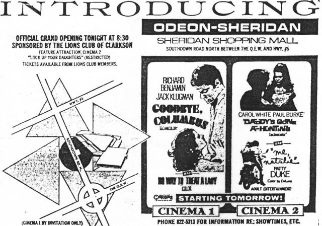 Odeon Sheridan