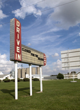 Sky View Drive-In, Litchfield, IL - 2013