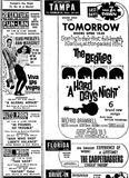 Tampa Theatre, Tampa FL,