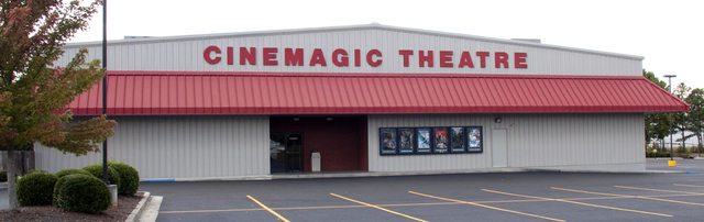 Cinemagic Theatre, Athens, AL - 2013