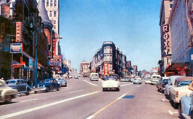 Early `50s. Image via the AmeriCar The Beautiful FB page.