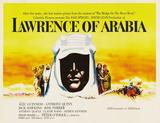 Lawrence Of Arabia Poster Dated May 28th 1963 Baltimore Mayfair Theatre