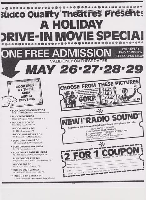 202 Drive-In