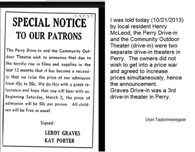 Perry Drive-In