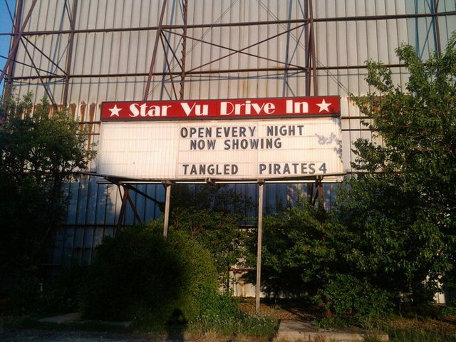 Star Vu Drive-In