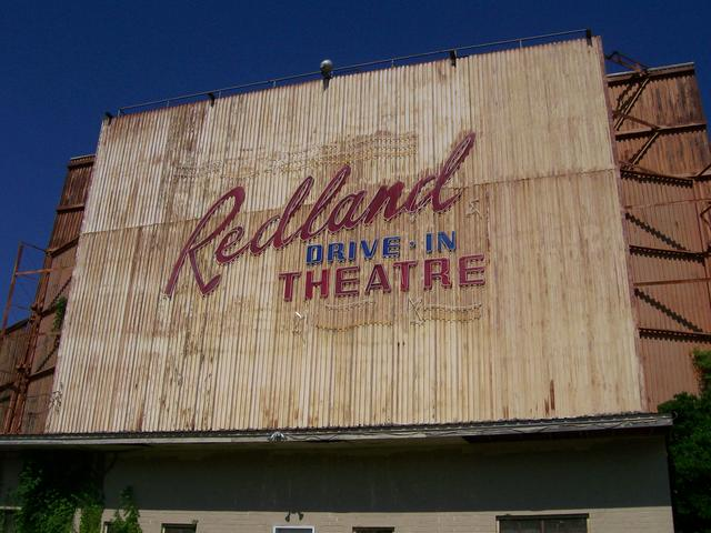 Redland Drive In