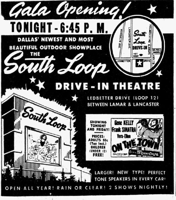 South Loop Drive-In