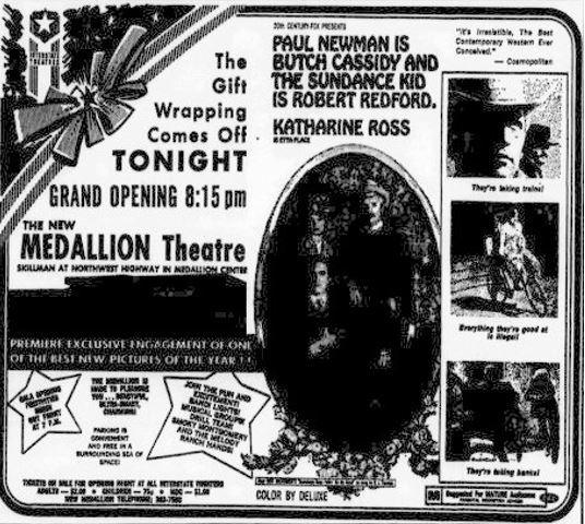 Medallion 5 Theatre