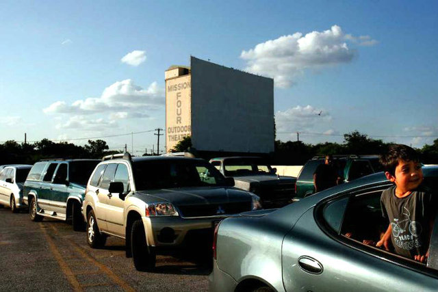 Mission 4 Drive In In San Antonio Tx Cinema Treasures
