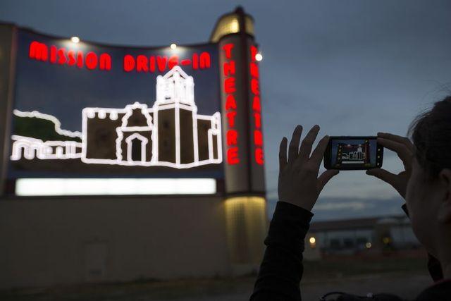 Mission 4 Drive In In San Antonio Tx Cinema Treasures