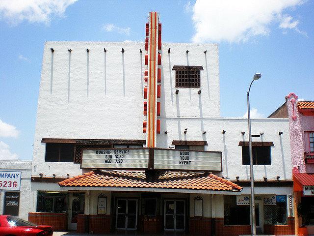 BORDER Theatre; Mission, Texas.