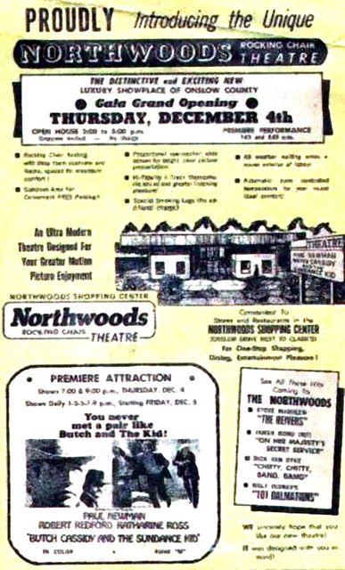 Northwoods Twin Theatre