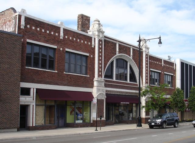 Ridge Theatre, Chicago, IL