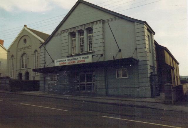 Tumble Hall