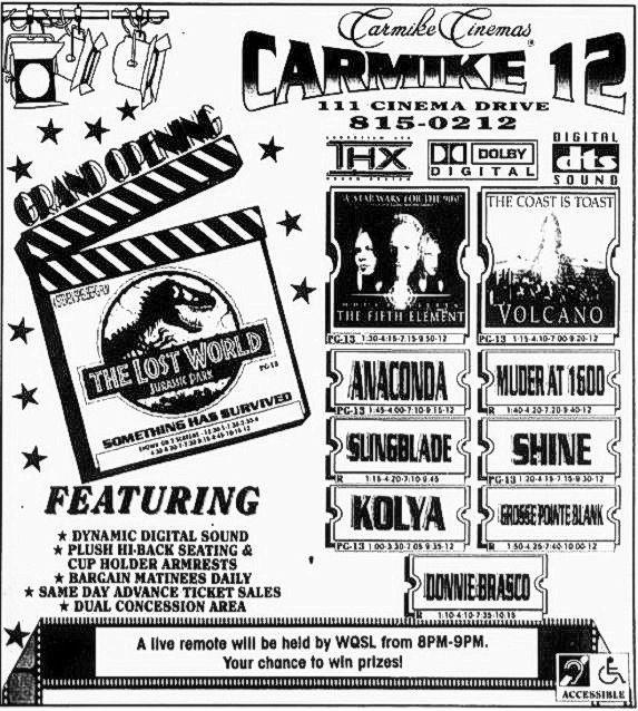 Carmike Cinema 16