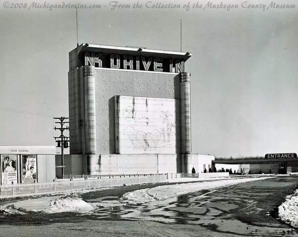 NK Drive-In 1954