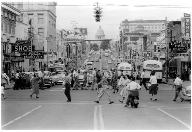 Little Rock - 1950s