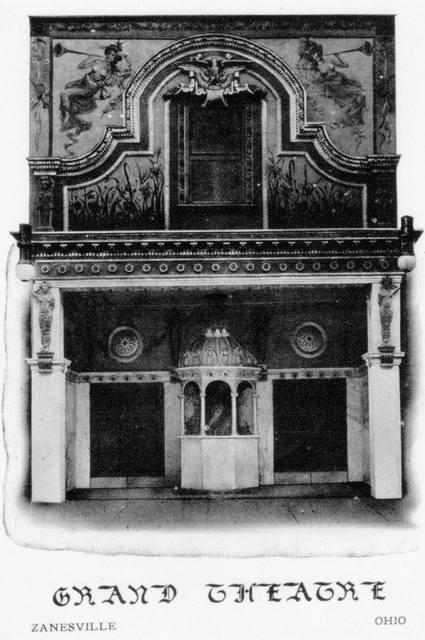 Grand Theatre In Zanesville Oh Cinema Treasures