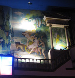 Mural, rear right sidewall